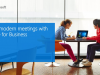 Host modern meetings with Skype for Business
