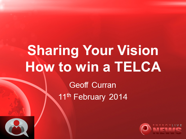 What makes a winning entry in TELCAs