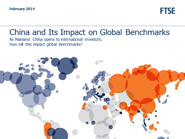 FTSE Insight: China and Its Impact on Global Benchmarks