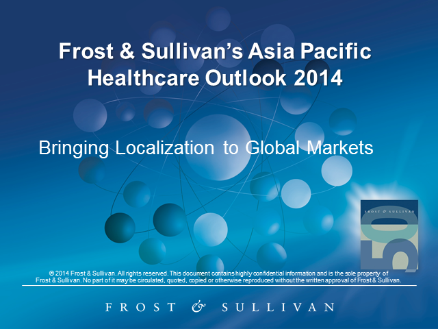 Asia-Pacific Healthcare Outlook 2014