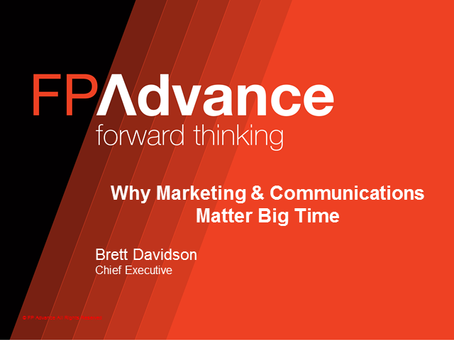 Why Marketing And Communications Matter Big Time