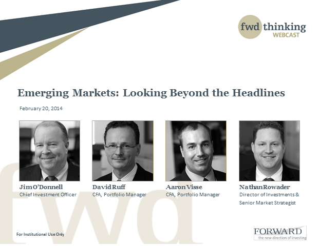 Emerging Markets: Looking Beyond the Headlines