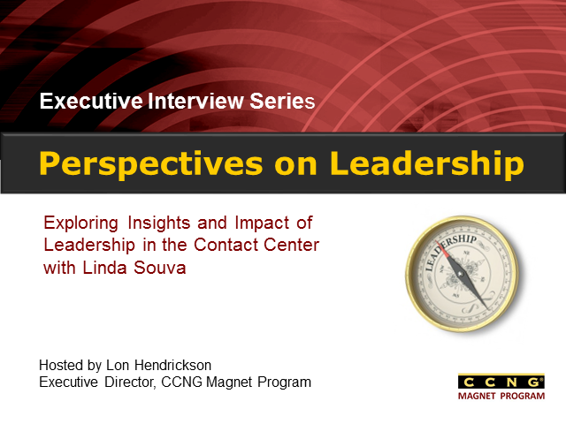 Perspectives on Leadership with Linda Souva