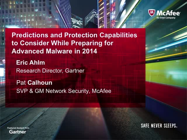 Protection Capabilities to Consider While Preparing for Advanced Malware