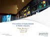 Prevention of Data Breach in the Retail Industry