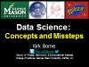 Data Science: Concepts and Missteps