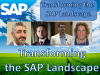 Panel: Transforming the SAP Landscape