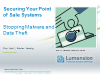 Point of Sale Systems: How to Stop Critical Entry Points for Malware