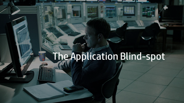 The Application Blind-spot