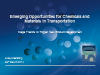 Emerging Opportunities for Chemicals and Materials in Transportation