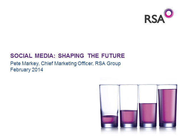 Social Media: Shaping the Future