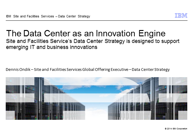 How to ensure you get the data center your organization needs