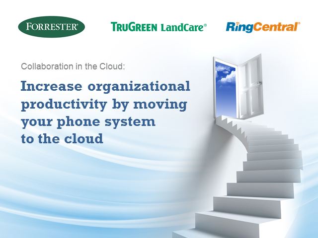 Increase Productivity By Moving Your Phone System To The Cloud