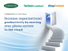 SMB Impact: Increasing Productivity with Cloud-based Communications
