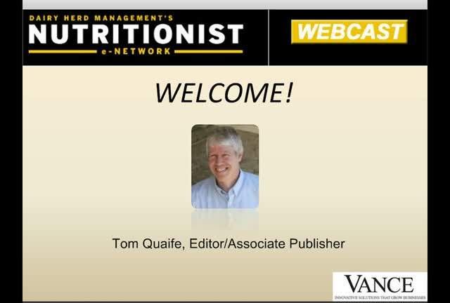 On Demand: NEN Webcast - Water: The most important nutrient