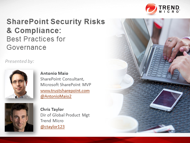SharePoint Security Risks & Compliance: Best Practices for Governing