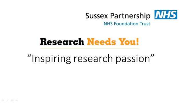 Inspiring Research Passion