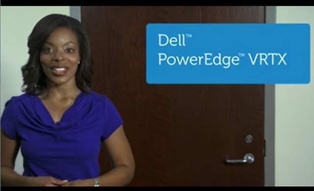 Redefine your office IT with Dell PowerEdge VRTX