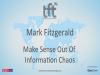 Make Sense Out Of Information Chaos. TFT14