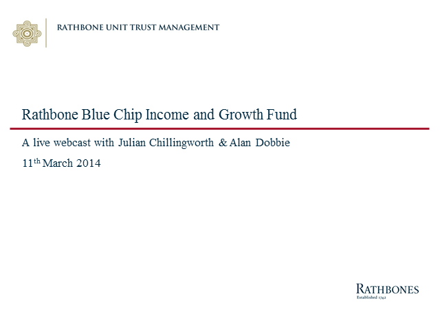 Blue Chip Income and Growth Fund