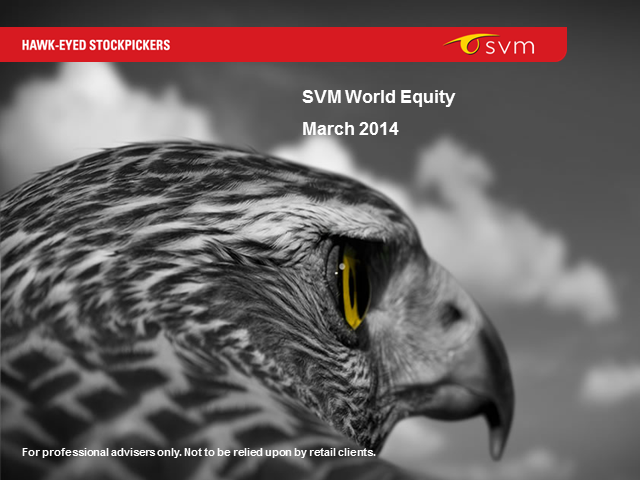 SVM World Equity Fund