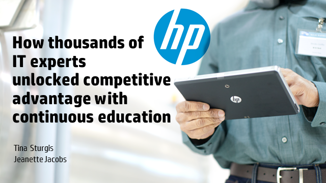 How 1000s of IT Experts unlocked competitive advantage with continuous education