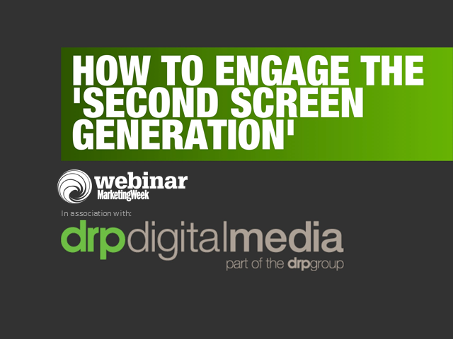 "Revealing crucial strategies for engaging the ""second screen generation"""