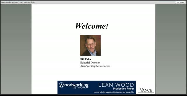 On Demand: Lean Wood Production Power
