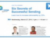Six Secrets of Successful Sending