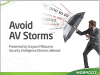Avoid AV Storms