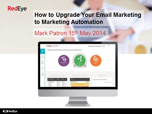 How to Upgrade Your Email Marketing to Marketing Automation