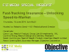 Fast-tracking Insurance – Unlocking Speed-to-Market