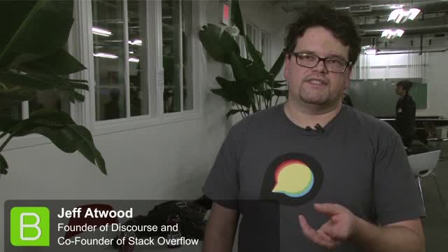 2 Minutes on BrightTALK: The Secret Behind Stack Overflow's Success