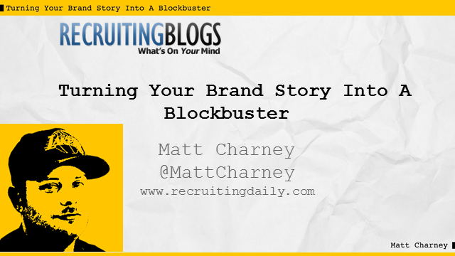 How to Tell Your HR & Recruiting Story With Killer Content