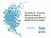 The New IT -  How the World of Work is Changing and What IT Needs to Do to Adapt