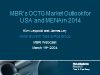 MBR's outlook for the OCTG markets in North America and MENA in 2014