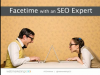 Facetime With an SEO Expert | 3-4-14