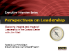 Perspectives on Leadership with Jim Vitali