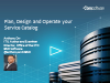 Plan, Design and Operate Your Service Catalog