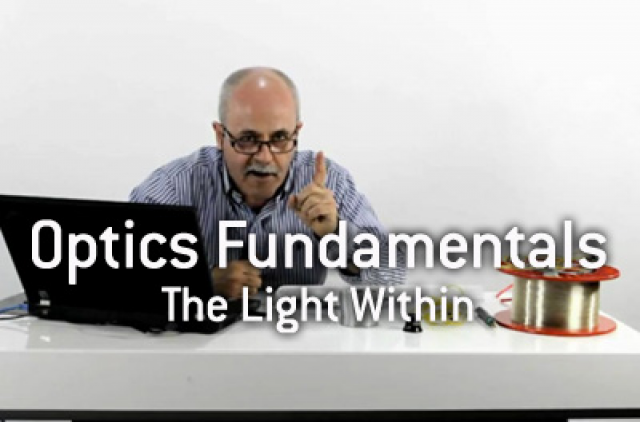 Optics Fundamentals: The Light Within