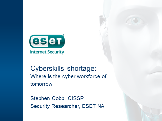 Cyberskills Shortage: Where is the cyber workforce of tomorrow?