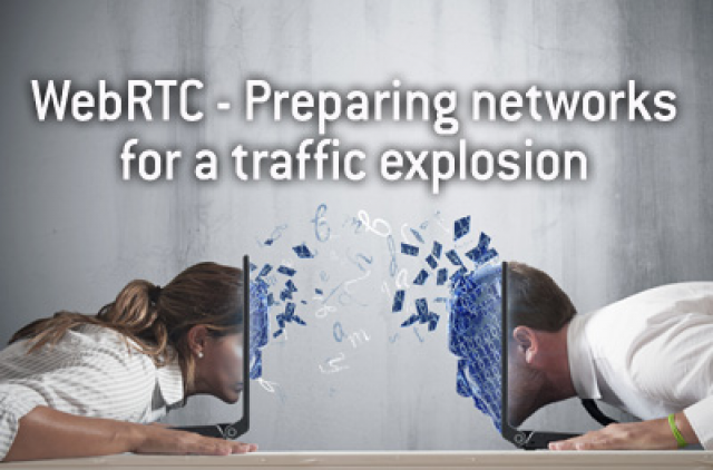 WebRTC - Preparing networks for a traffic explosion - APAC Edition