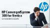 ConvergedSystems 300 for Vertica