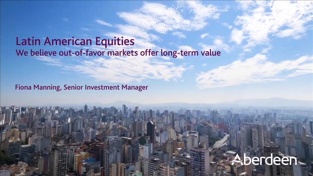 Latin American Equity Update