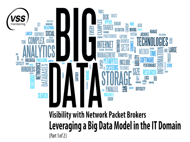Leveraging a Big Data Model in the IT domain, Part 1