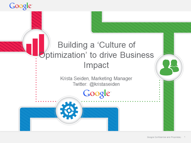 Tips for Building a 'Culture of Optimization' to Drive Business Impact