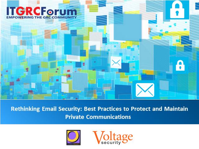 Rethinking Email Security: Best Practices to Protect Private Communications