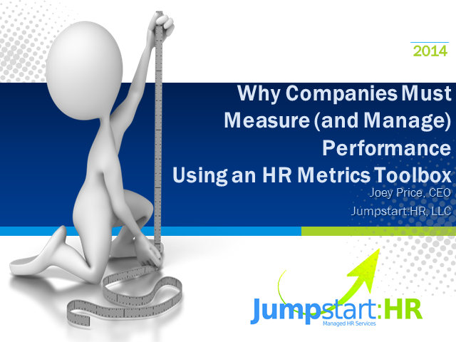 Why Companies Must Measure (and Manage) Performance Using ...