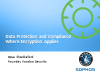Data Protection and Compliance: Where Encryption Applies
