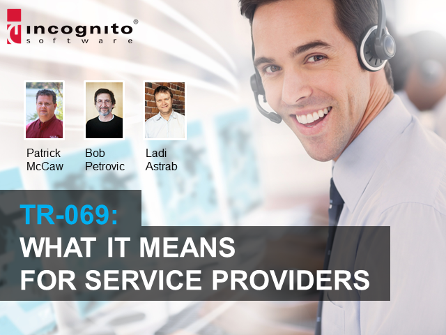 TR-069: What it Means for Service Providers
